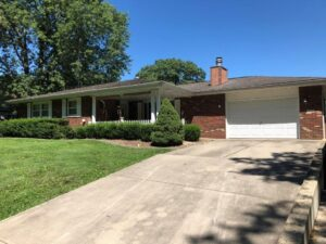 3 BEDROOM ALL BRICK HOME, PLUS 3 OUTBUILDINGS, EQUIPMENT & TOOLS